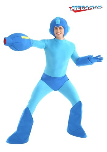 Adult Mega Man Costume