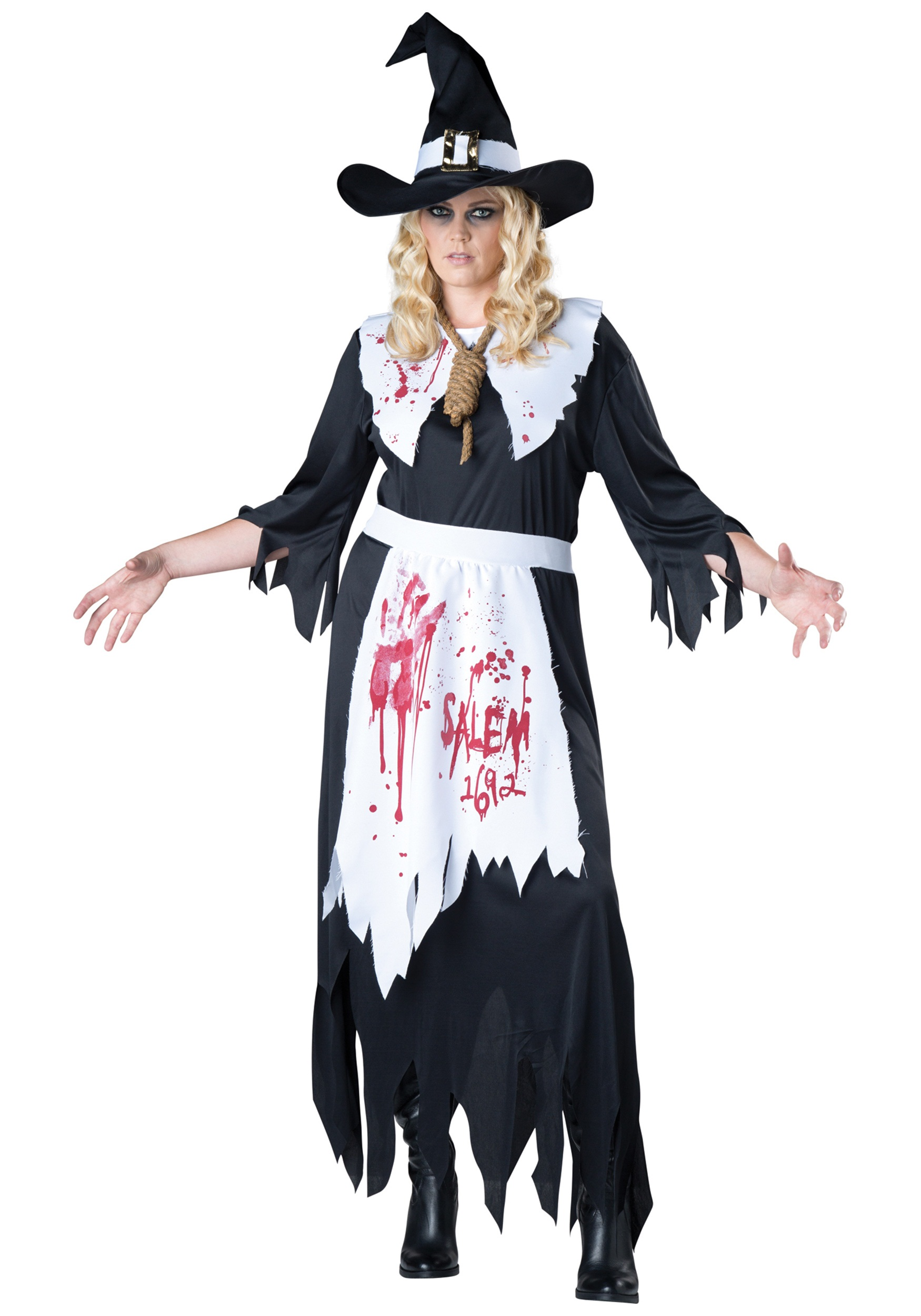 Adult Witchy Witch Costume Plus Size | Party City |Plus Size Halloween Costumes Witch