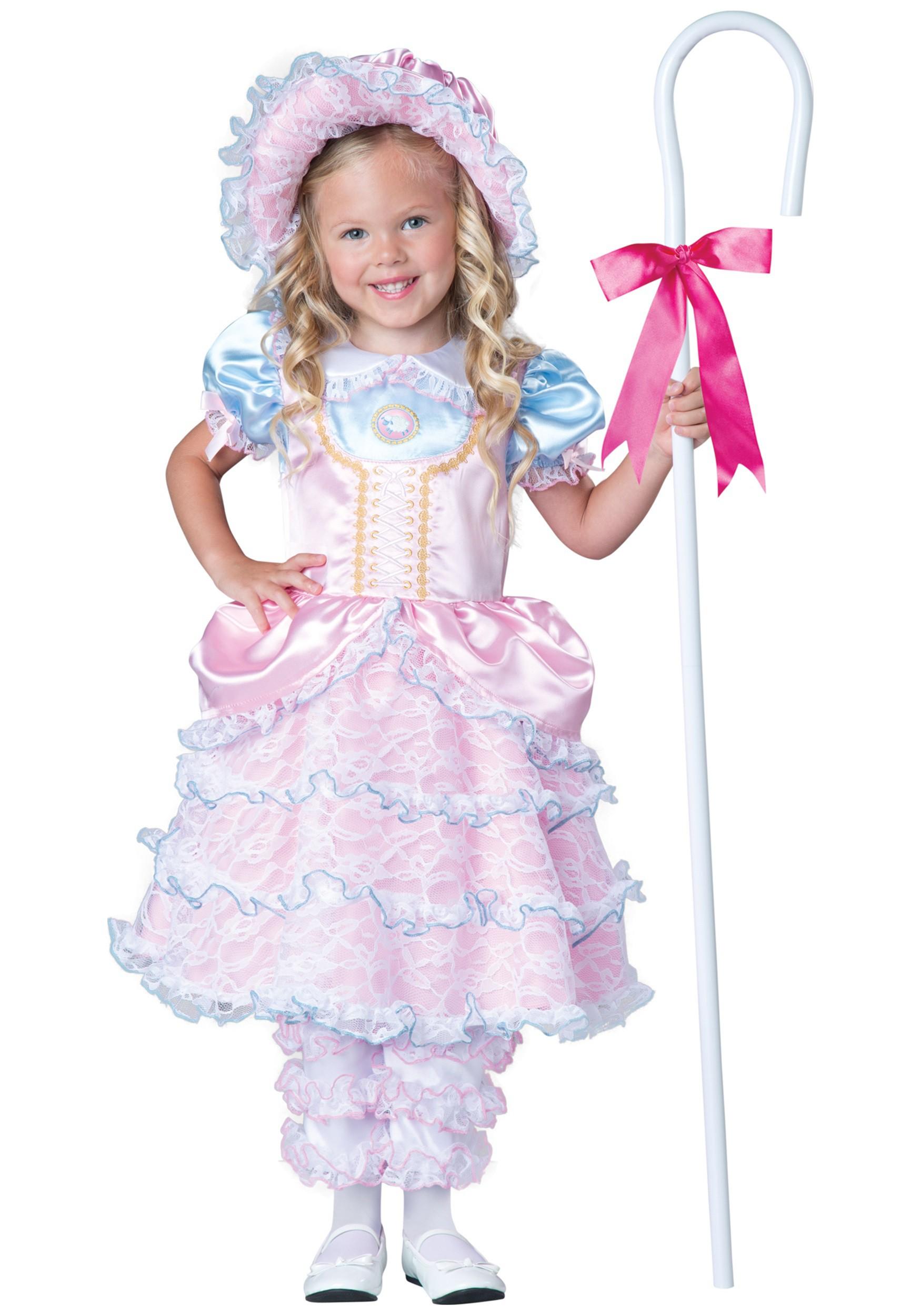 Toddler Bo Peep Costume IN60017