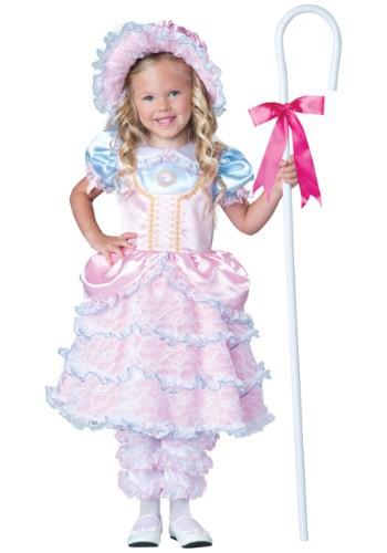 Toddler Bo Peep Costume IN60017