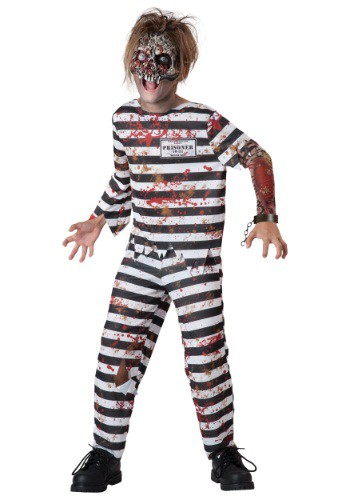 Child Creepy Convict Costume By: In Character for the 2015 Costume season.
