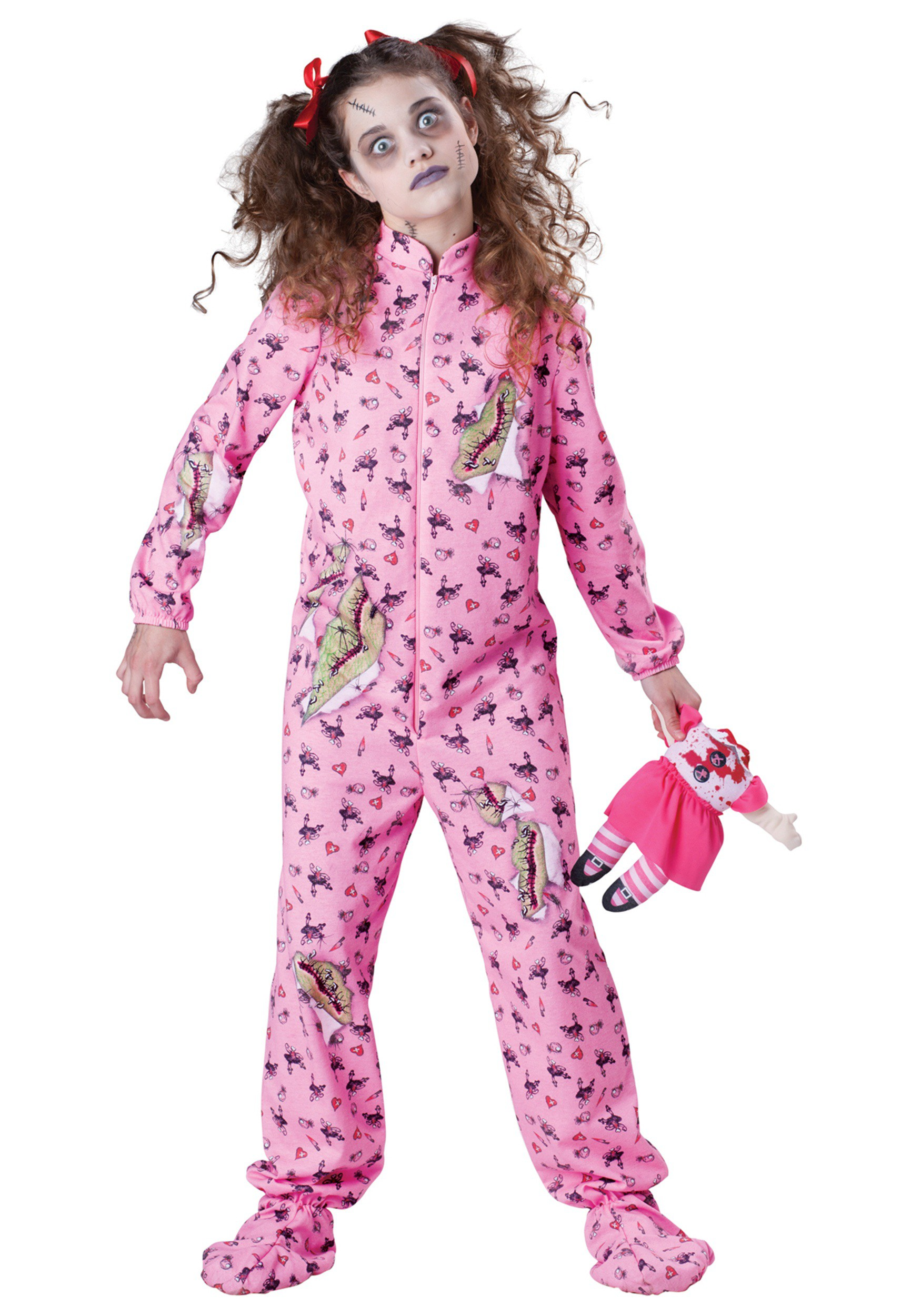 Halloween Zombie Costumes For Girls.Zombie Costumes Walking Dead Costumes Halloweencostumes Com