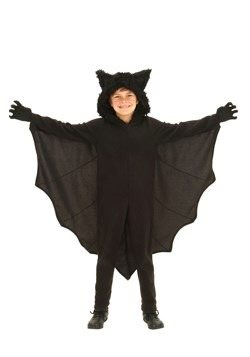 Toddler Fleece Bat Costume