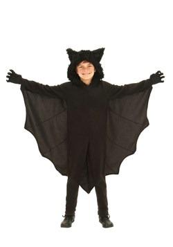Toddler Fleece Bat Costume