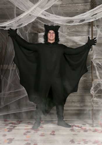 Adult Fleece Bat Costume By: Fun Costumes for the 2015 Costume season.