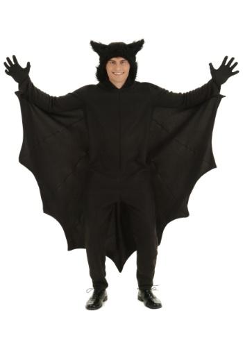 Adult Fleece Bat Costume