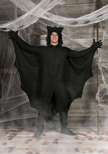 Plus Fleece Bat Costume Update Main