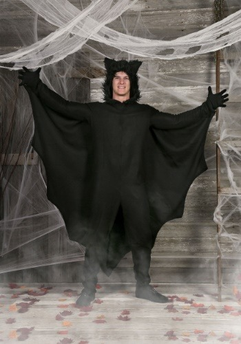 Plus Fleece Bat Costume By: Fun Costumes for the 2015 Costume season.