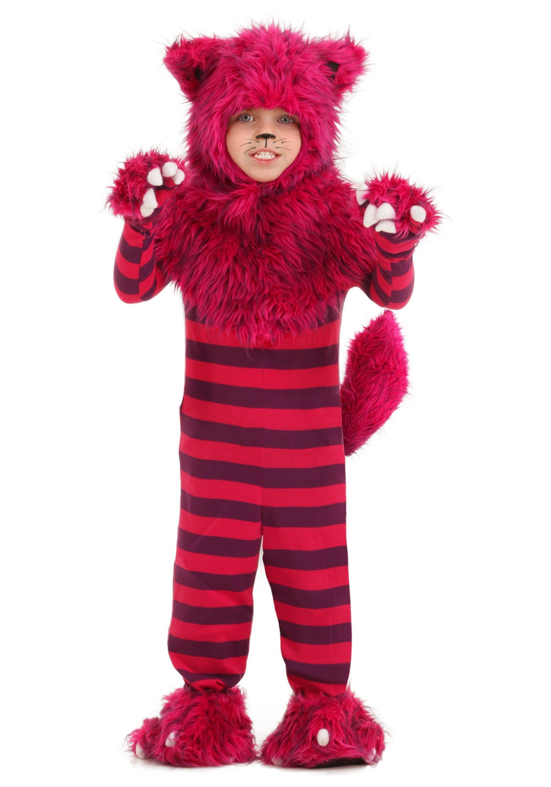 toddler deluxe cheshire cat costume. Black Bedroom Furniture Sets. Home Design Ideas