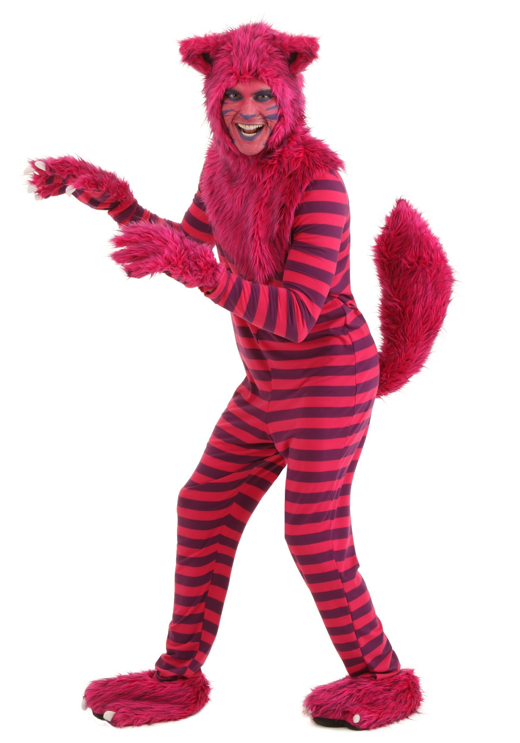 Adult Deluxe Cheshire Cat Costume FUN2229AD