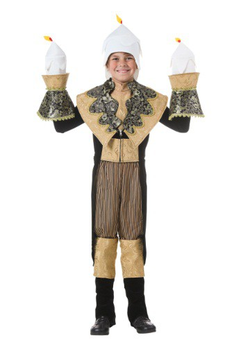 Child Candlestick Costume By: Fun Costumes for the 2015 Costume season.