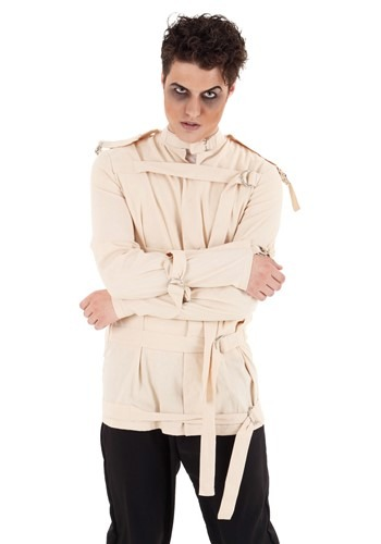 Plus Size Straight Jacket By: Fun Costumes for the 2015 Costume season.