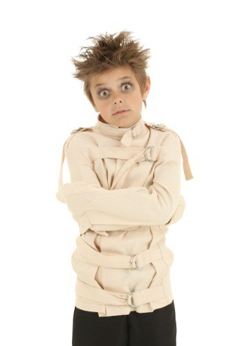 Boys Straight Jacket By: Fun Costumes for the 2015 Costume season.