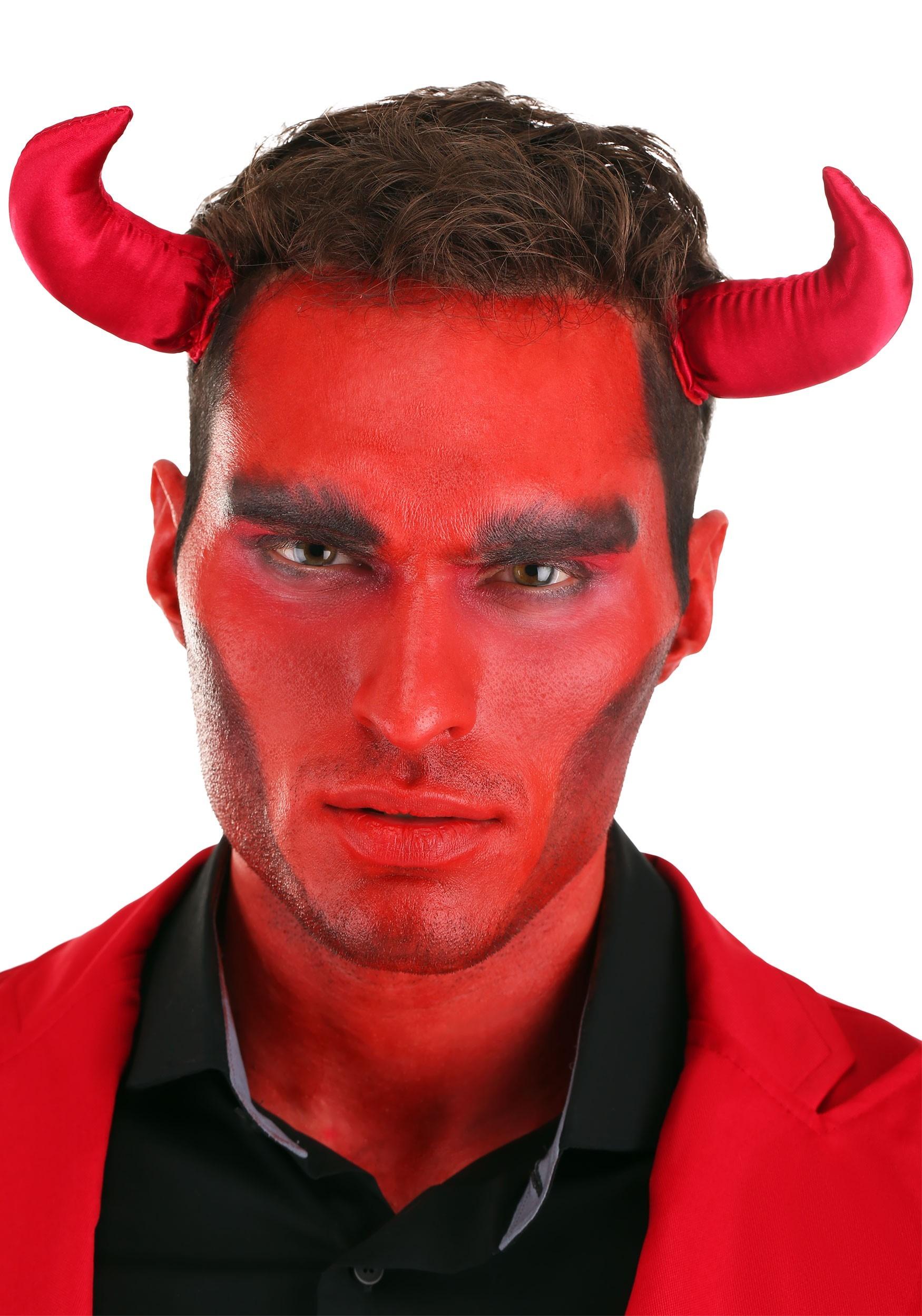 Mens Devil Makeup Ideas Saubhaya