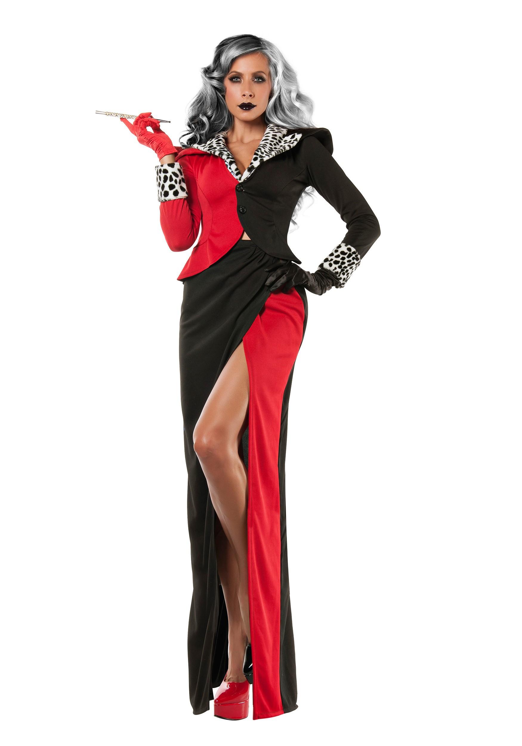 women 39 s cruel boss lady costume. Black Bedroom Furniture Sets. Home Design Ideas