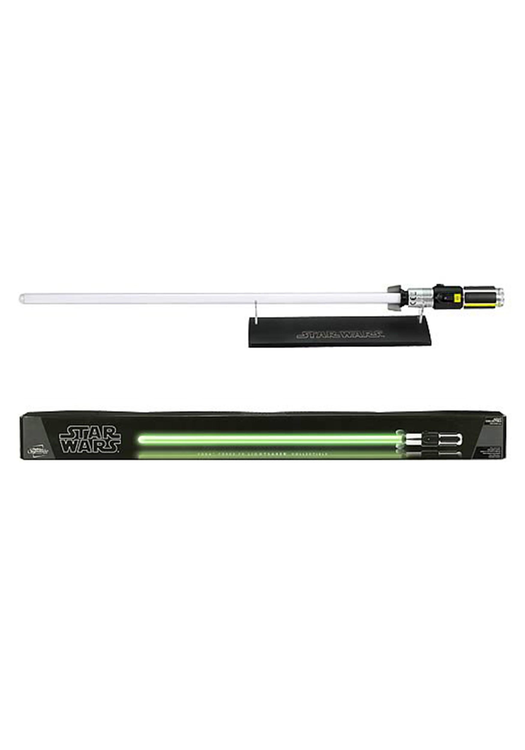 Star Wars Force FX Yoda Lightsaber Replica