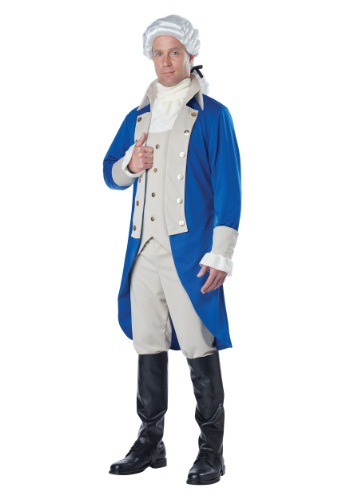 George Washington Costume for Men