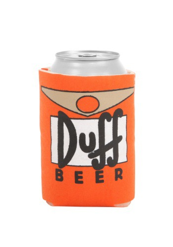 Click Here to buy Duff Can Cooler from HalloweenCostumes, USA Funds & Shipping