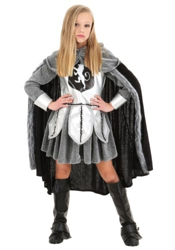 Warrior Knight Costume for Girls