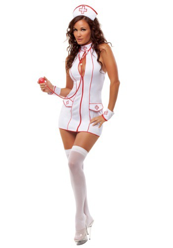 Women's Frisky Nurse Costume By: Starline, LLC. for the 2015 Costume season.