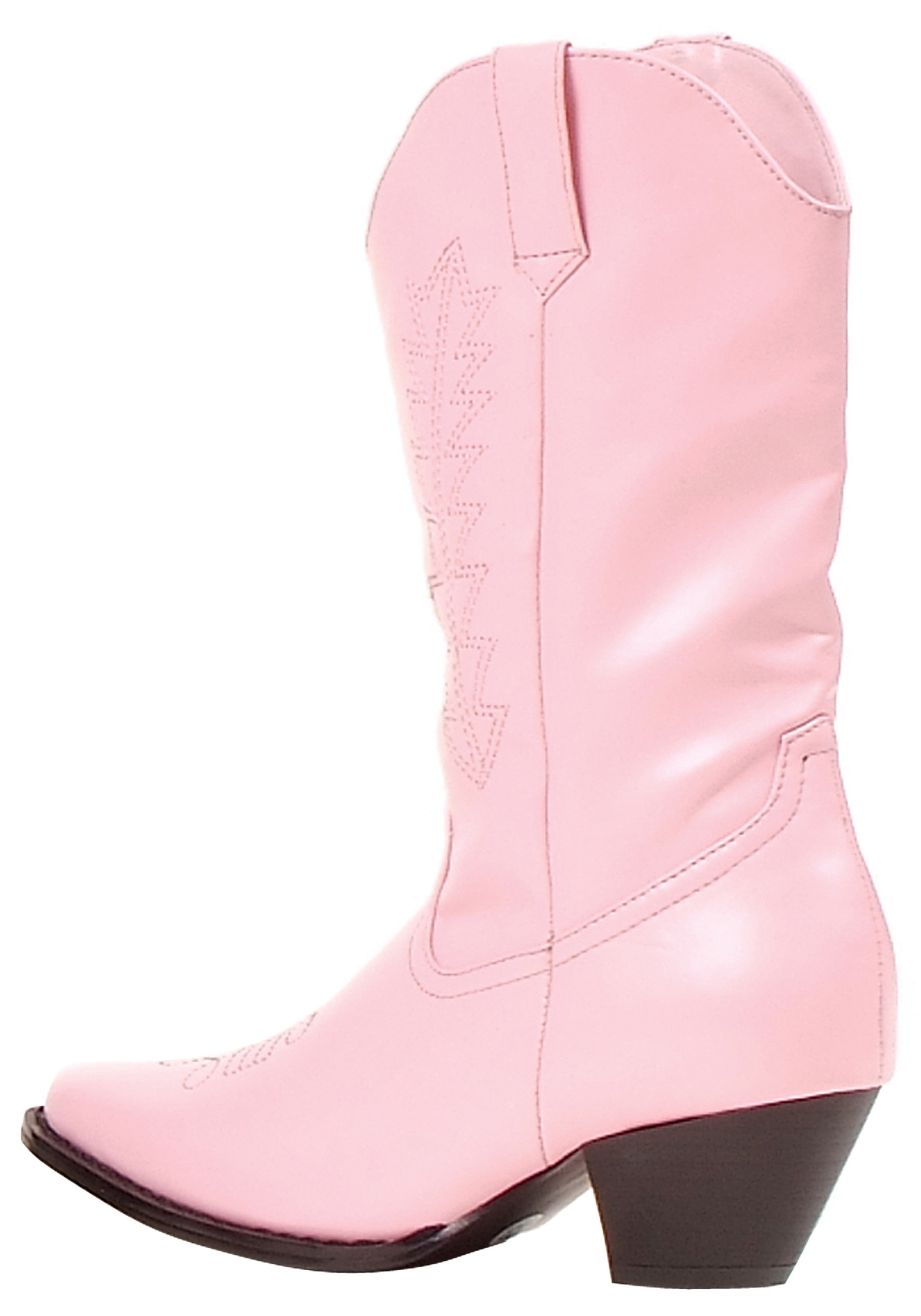 Pink Cowgirl Boots - Cr Boot
