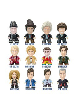 Doctor Who Titans Regeneration Collection Blind Box