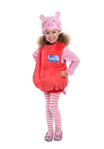 Click Here to buy Peppa Pig Bubble Costume from HalloweenCostumes, USA Funds & Shipping
