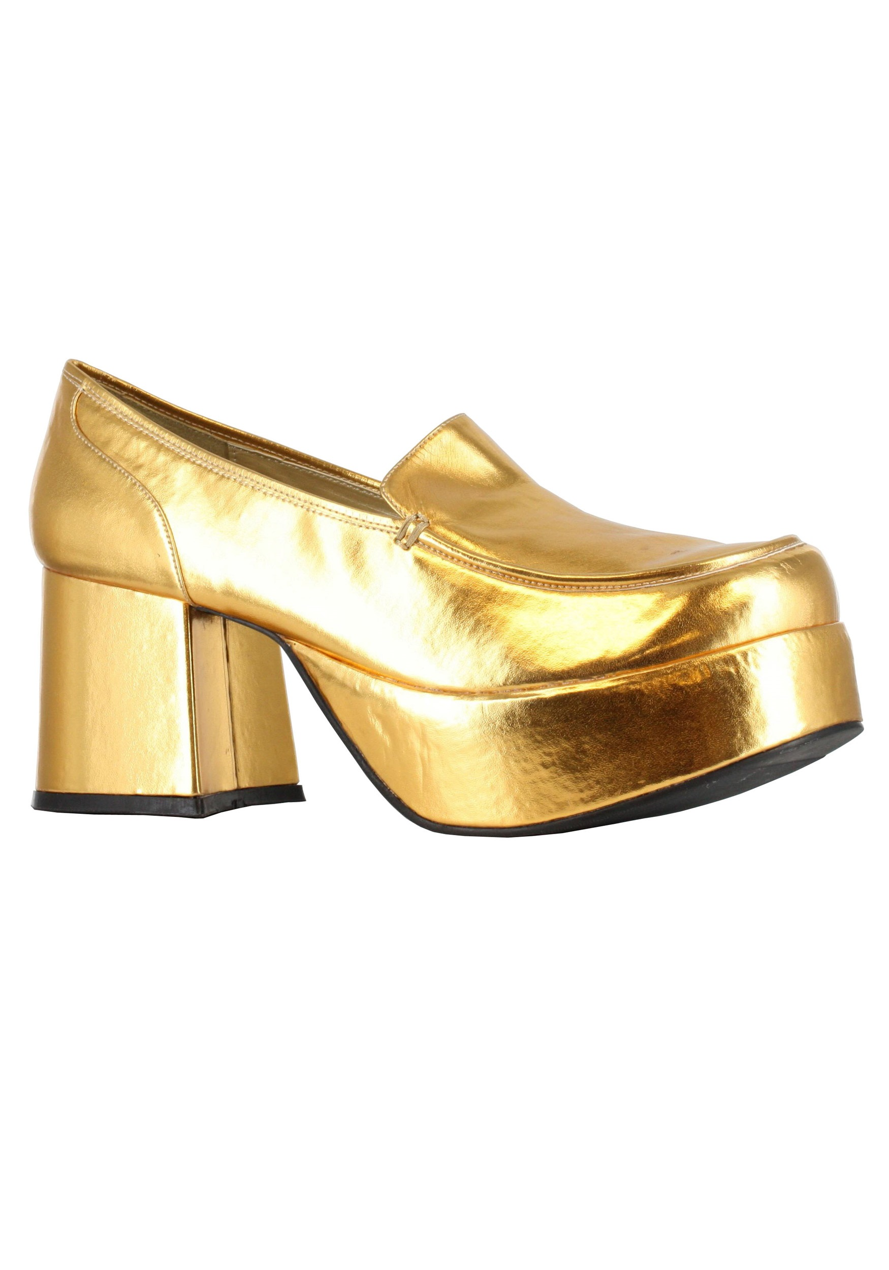 Gold Shoes For Baby Boy
