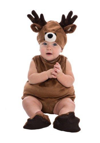 Click Here to buy Baby Deer Costume from HalloweenCostumes, USA Funds & Shipping