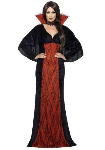 Image of Women's Mystifying Vamp Costume