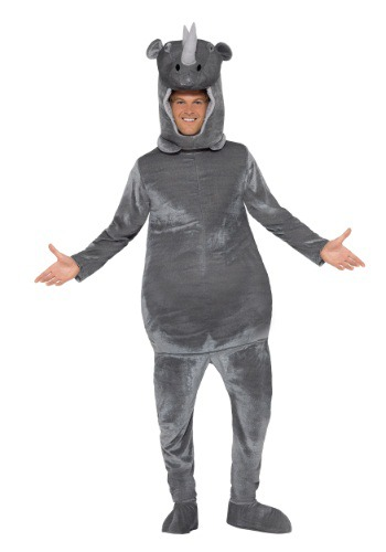 Image of Adult Rhino Costume