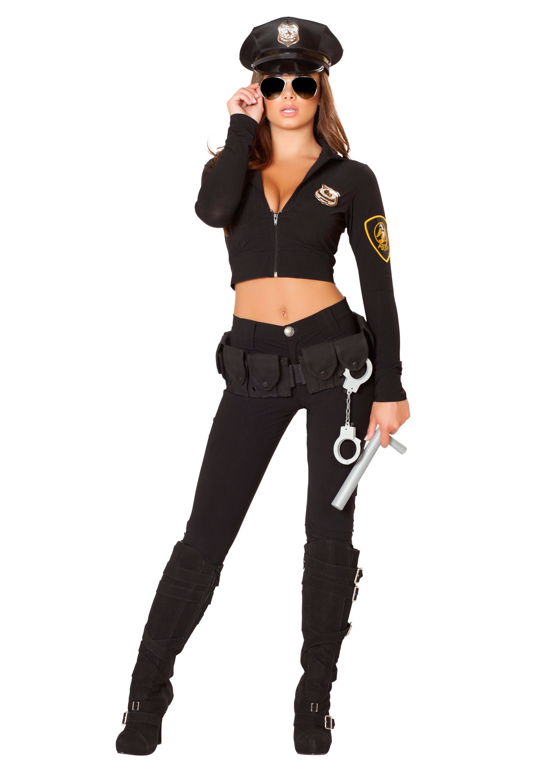 Women S Miss Law And Order Costume