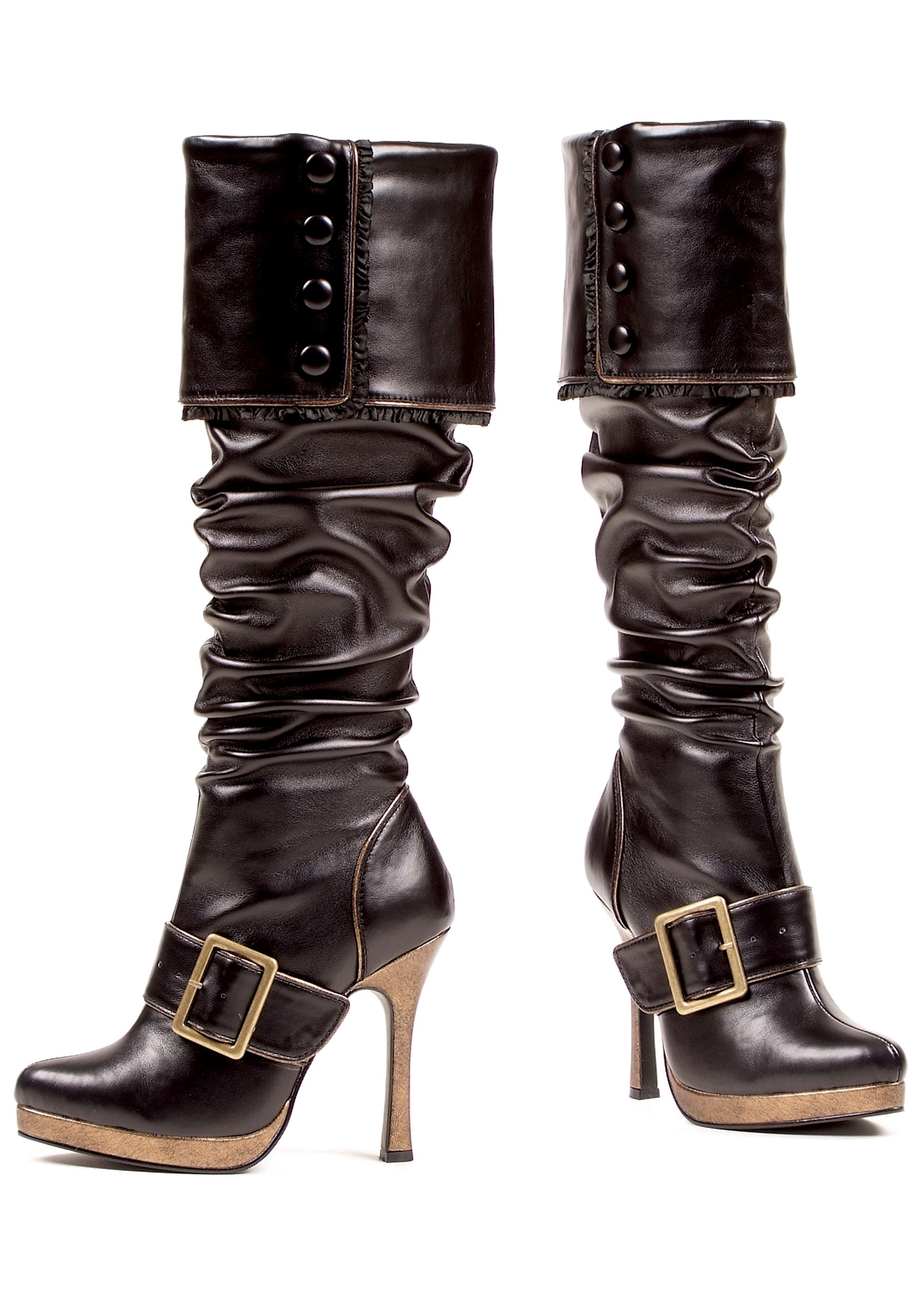 11780afc3bc Sexy Buckle Pirate Boots