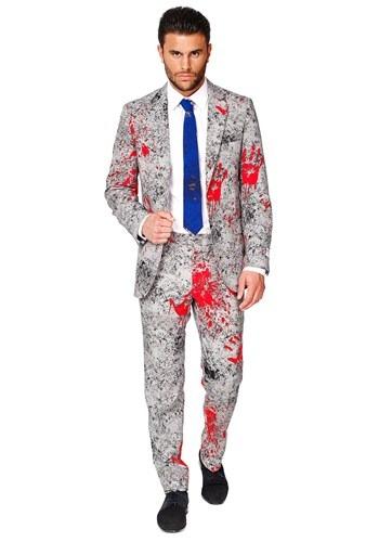 Mens OppoSuits Zombiac Suit Costume