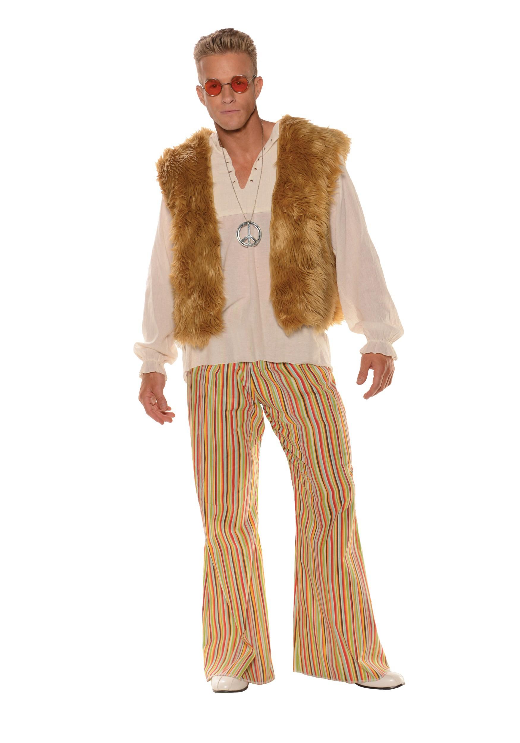 Hippie costumes outfits halloweencostumes mens sunny hippie costume solutioingenieria Images