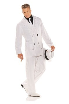 Men's Plus Size Smooth Criminal Costume Update Main