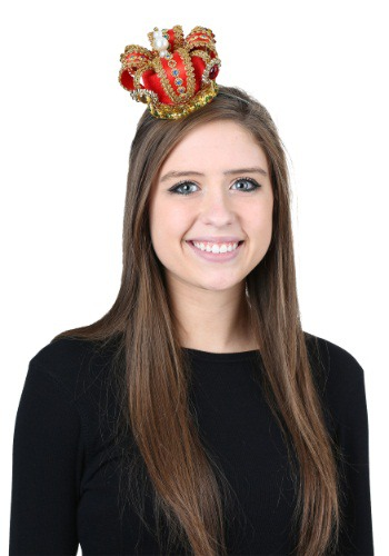 Deluxe Red Queen Crown