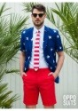 Men's OppoSuits Stars & Stripes Summer Suit3