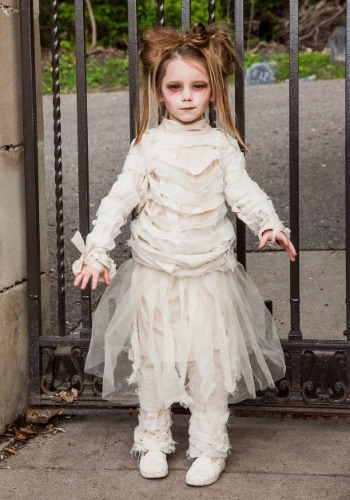 Girls Mummy Costume