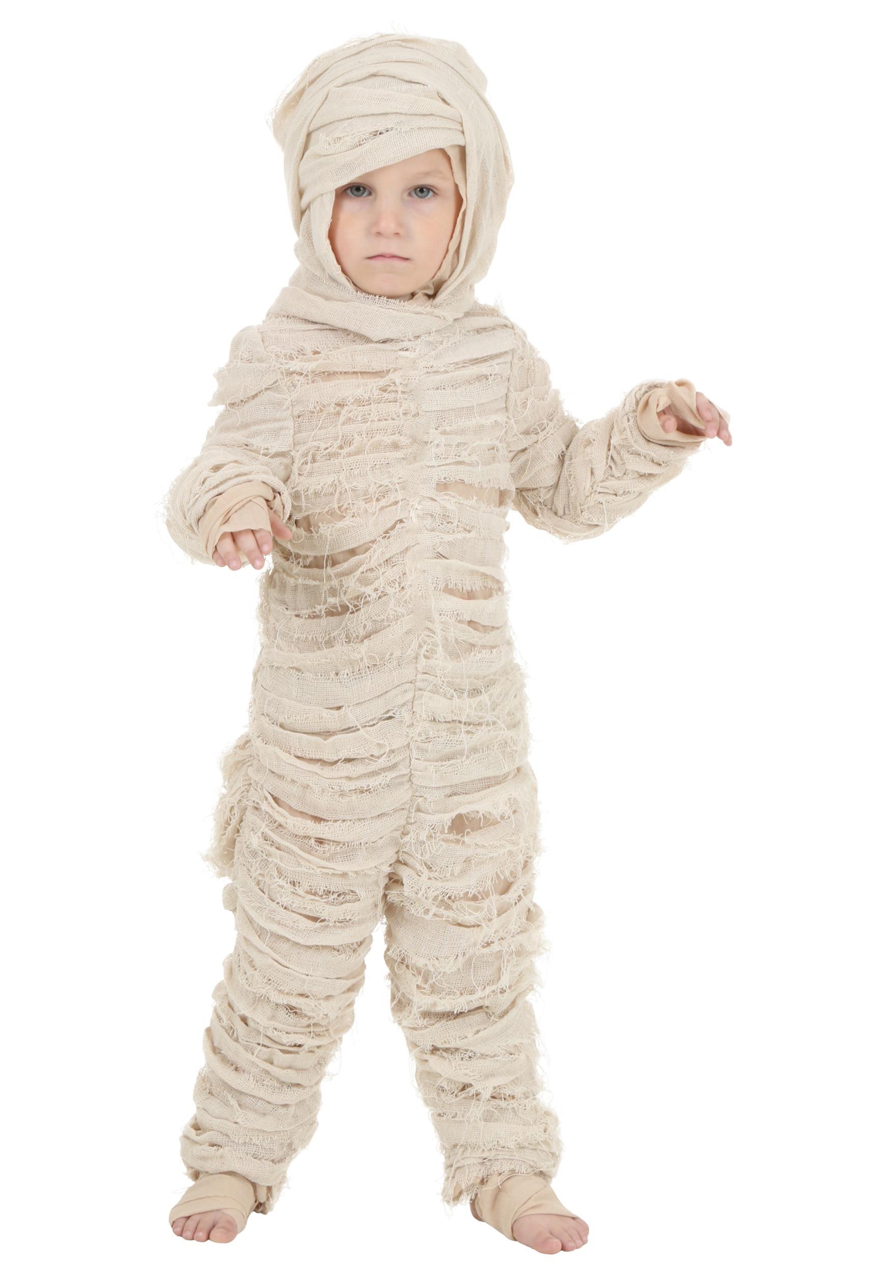 Mummy Toddler Costume