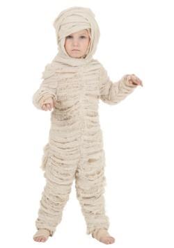 Toddler Mummy Costume1