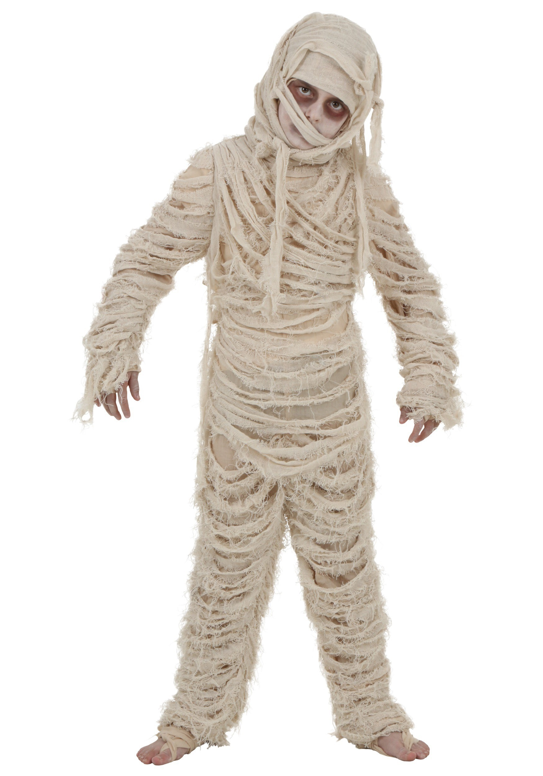 Boyu0027s Mummy Costume  sc 1 st  Halloween Costumes & Mummy Costumes - Classic Scary Monster Costumes for Adults and Kids