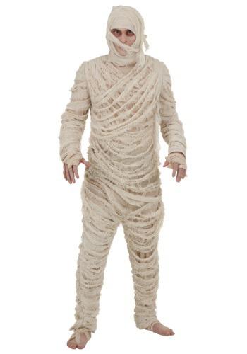 Plus Size Mens Mummy Costume