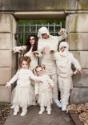 Plus Size Mens Mummy Costume Alt 2