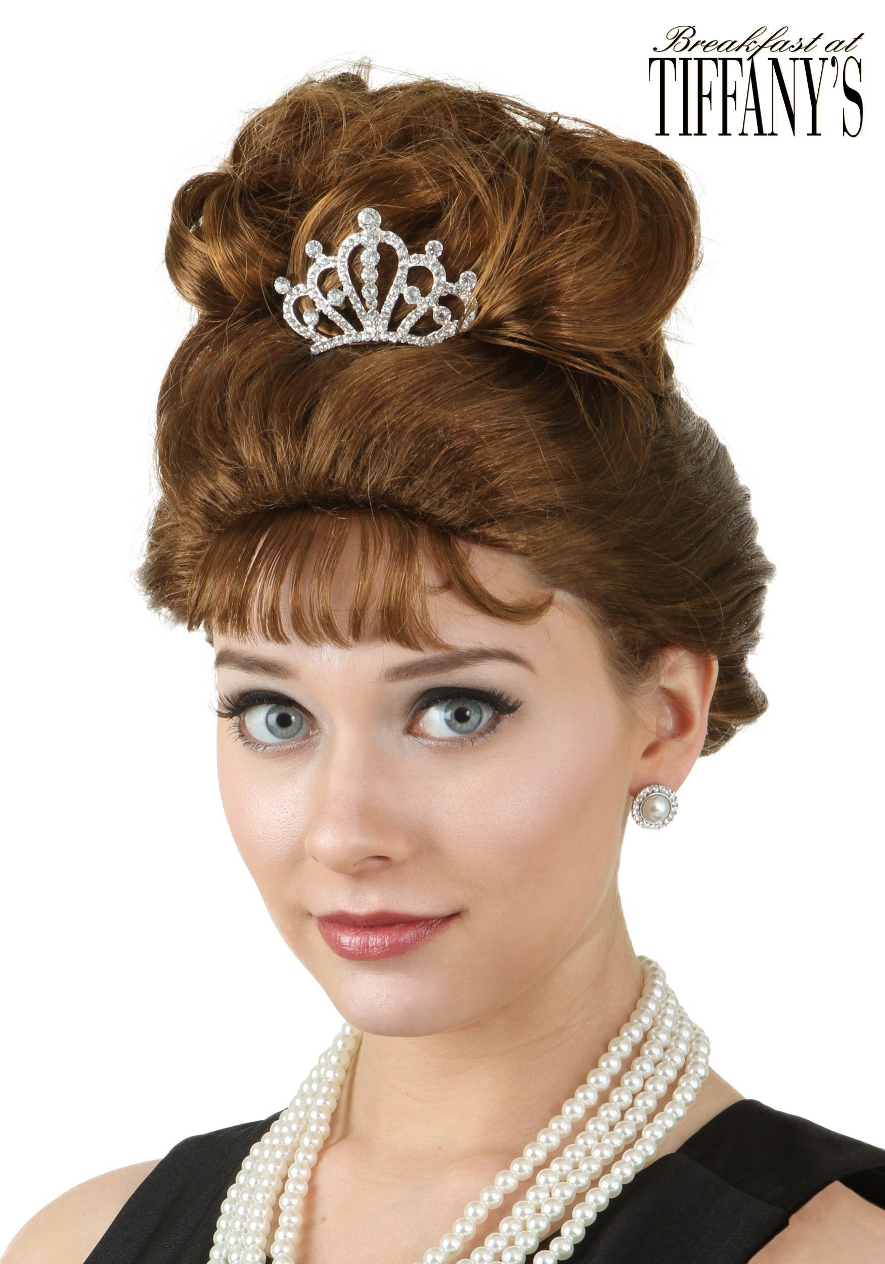 Breakfast At Tiffany S Holly Golightly Wig
