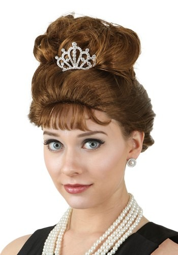 Costume Wig Breakfast at Tiffany's Holly Golightly