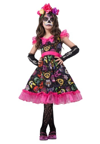 Girls (Girl Skull Costumes)
