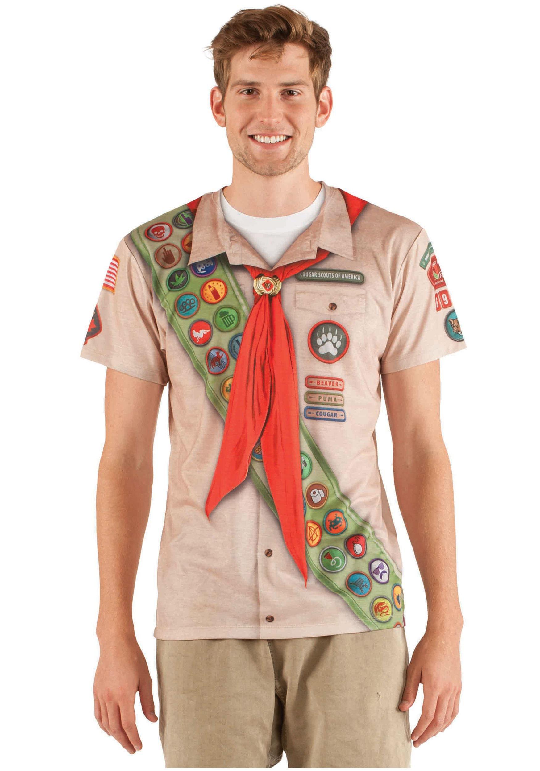 Sexy Boy Scout