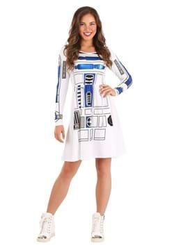 Womens Star Wars I am R2D2 Dress Costume Update