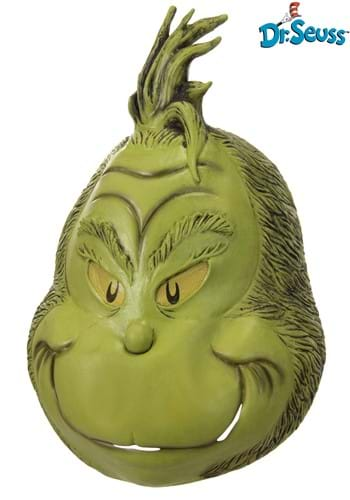 Deluxe Grinch Mask By: Elope for the 2015 Costume season.